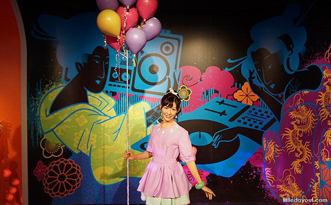 Inside Tokyo Madame Tussauds at Decks, Odaiba