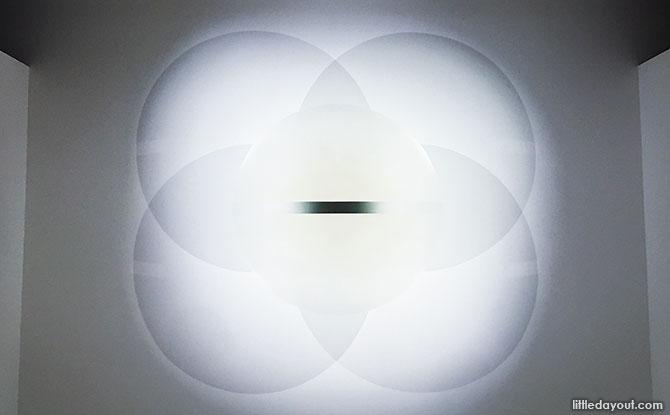 Minimalism Exhibition Artwork