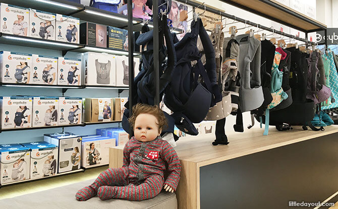 The Baby Wearing Zone Lets You Test Out Baby Carriers With Confidence