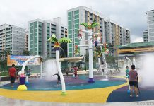 Oasis Waterpark @ Nee Soon East: Community Water Fun At Yishun