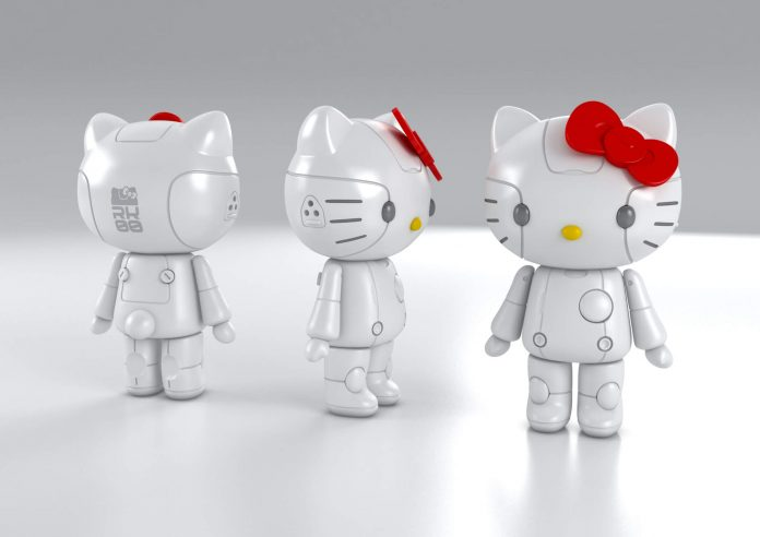 Robot Kitty Singapore