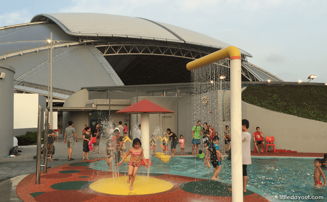 Splash-N-Surf, Kallang Wave's Water Playground