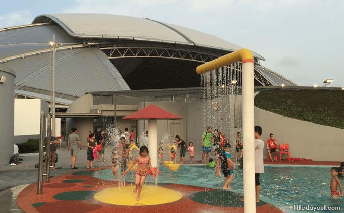 Splash-N-Surf, Kallang Wave's Water Playground