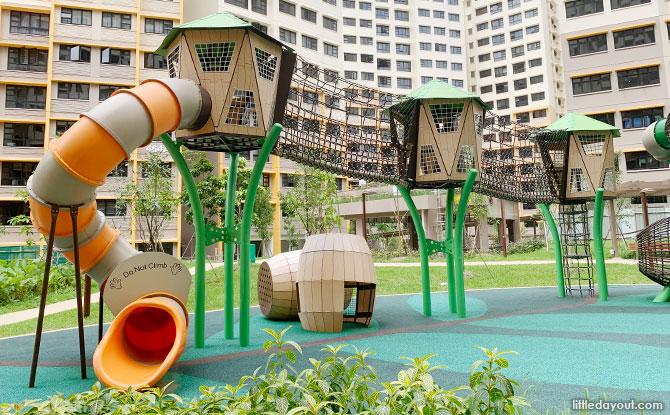 West Plains @ Bukit Batok Playground