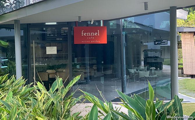 Fennel Café at Active Garden