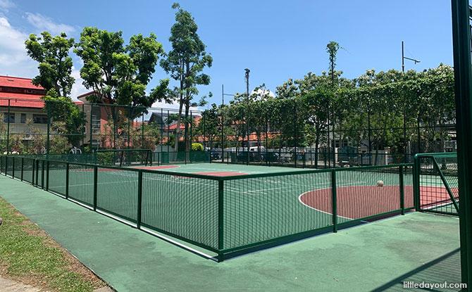 Other Facilities at Aida Park