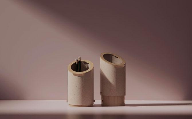 Paper Tube Designs Workshop