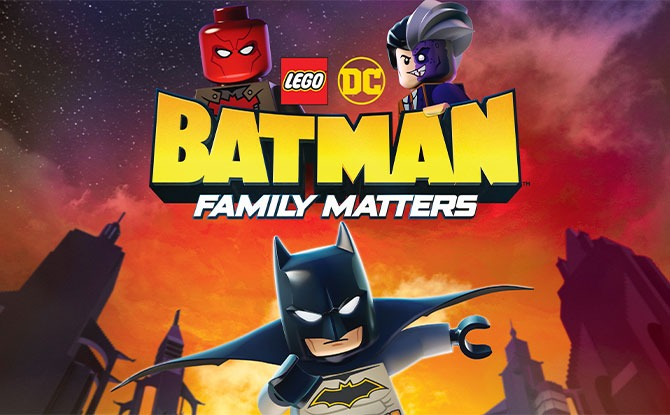 Watch special Batman-themed programs