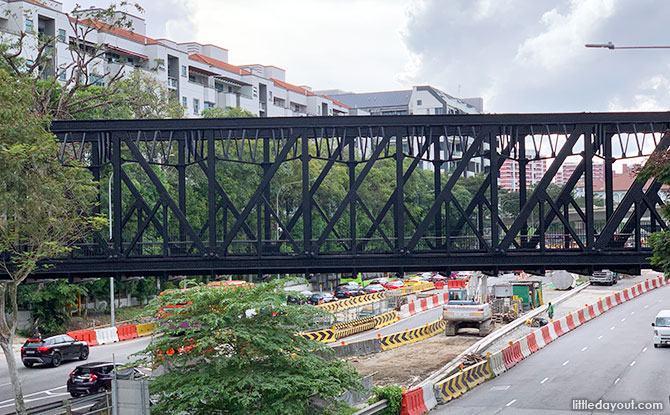 Bukit Timah Road Truss Bridge