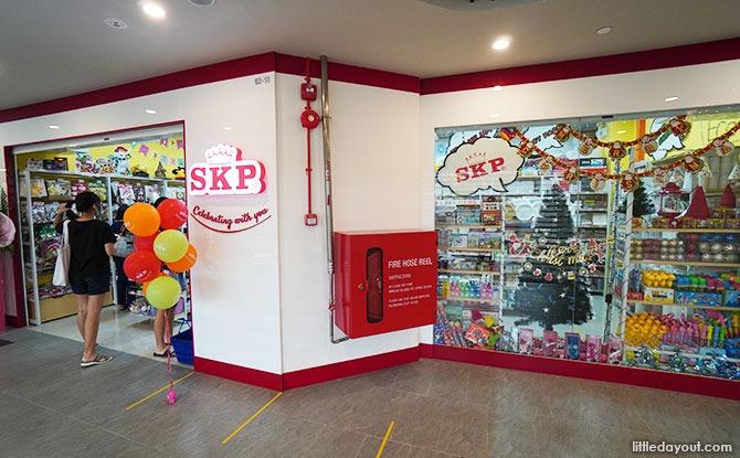 Canberra Plaza Shops SKP