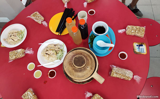 Heritage Food of Chinatown