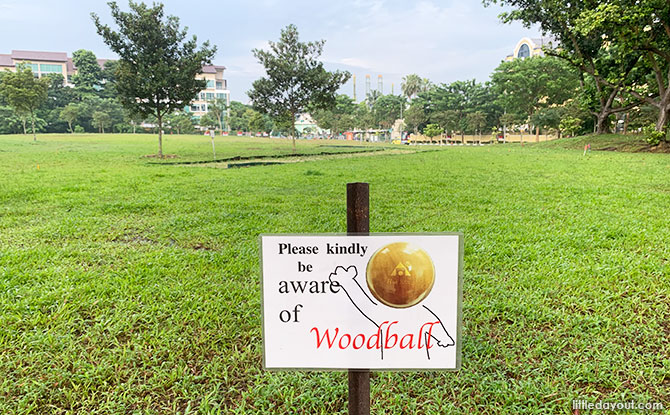 Woodball Course in Singapore