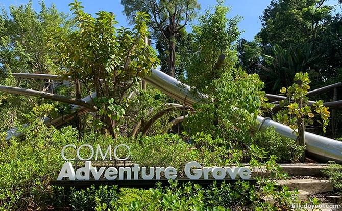 COMO Adventure Playgrove