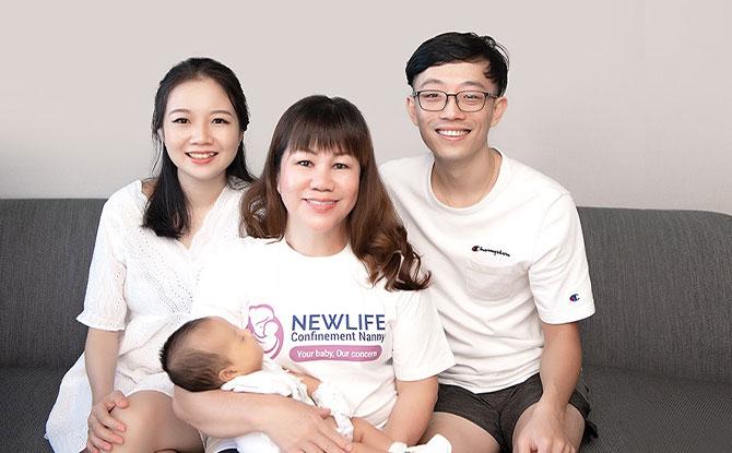 Confinement Nannies Newlife