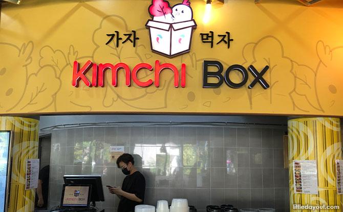 Kimchi Box