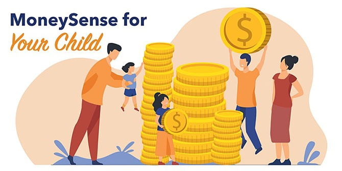 Institute for Financial Literacy's MoneySense for Your Child Workshop Schedule