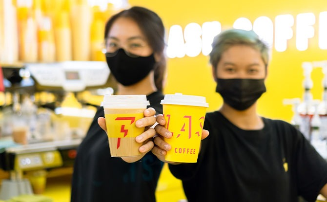 Flash Coffee Opens Buy One Get One Promotion To Celebrate 20th Store