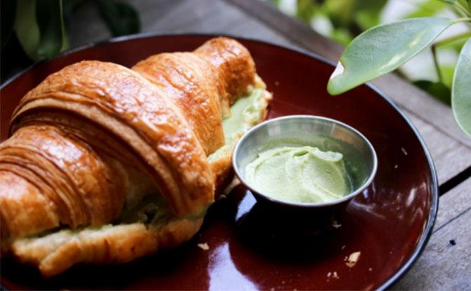Kaya stuffed Croissant Workshop (Photo Credits_ Tiong Bahru Bakery)