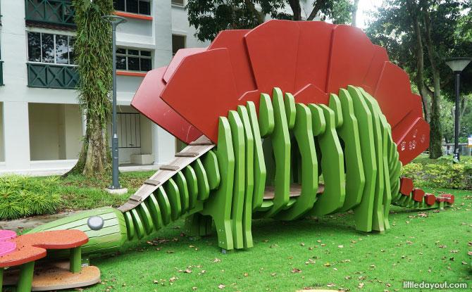 Fu Shan Dinosaurs