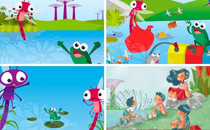 Gardens by the Bay: Free E-Books For Pre School Kids