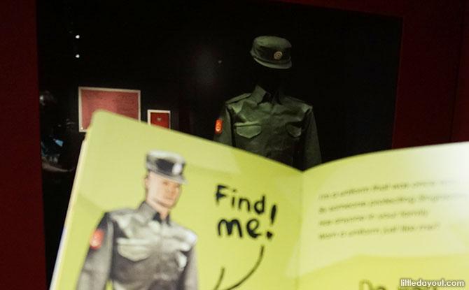 Get Curious Book, National Museum of Singapore