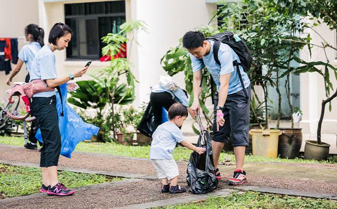 How to help Habitat Singapore