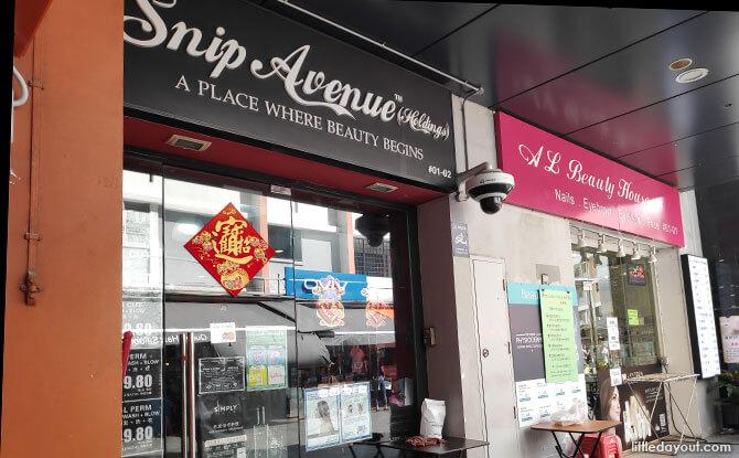 Snip Avenue