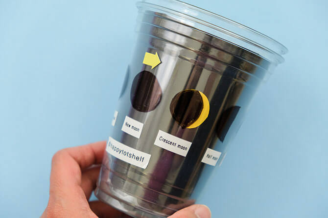 Moon Phases Learning Toy
