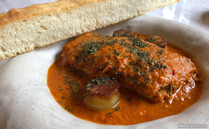 Ah Nya's Fish Curry at Hathaway