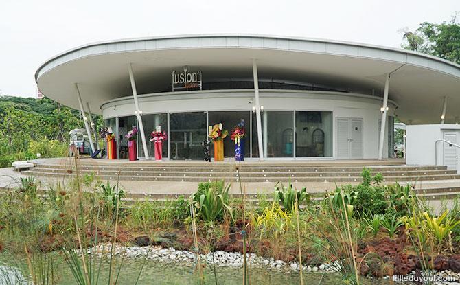 Clusia Cove, Jurong Lake Gardens