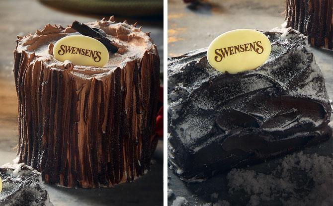 Swensens Log Cake 2020