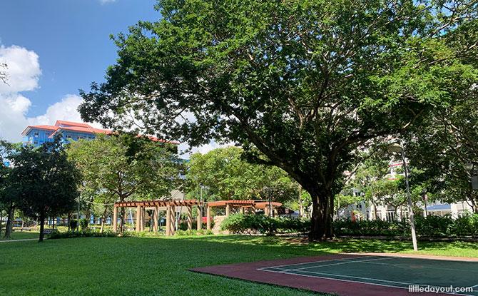 Around Nautical Park, Pasir Ris