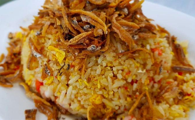 Food at Online Hari Raya Bazaar
