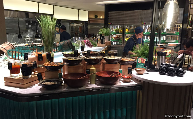 The Orchard Café All-New Signature Class Buffet: Heritage-Inspired Delights