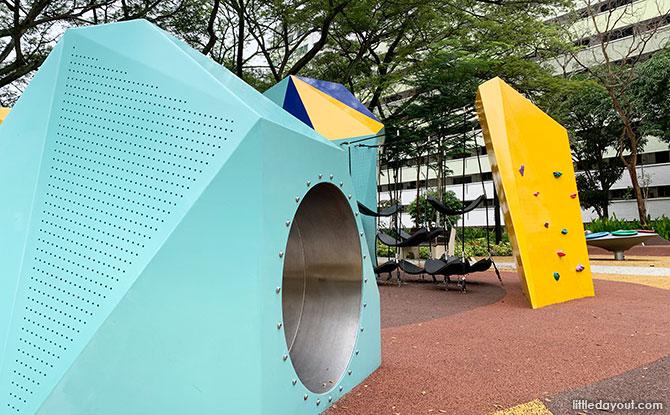 Origami Playground
