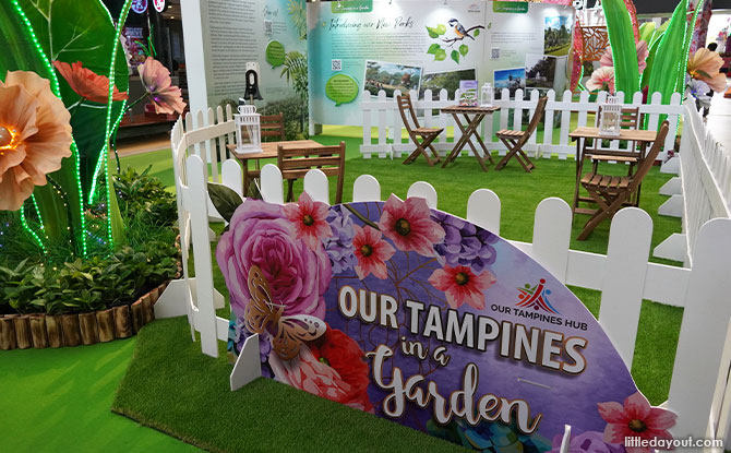 Our Tampines In A Garden at OTH Learning Journey