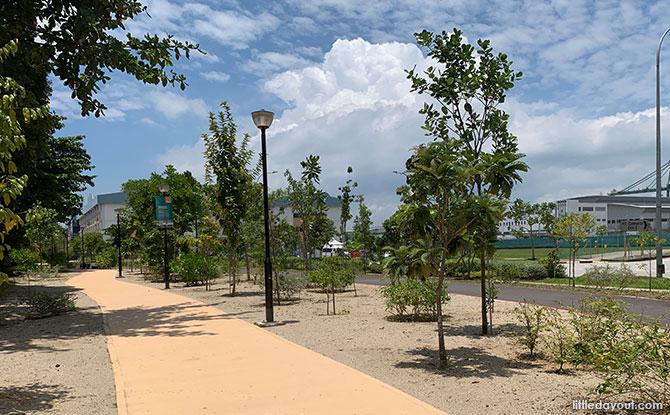 Coastal Connections at Pasir Panjang Park