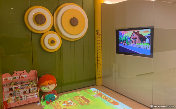 Playroom at Haidilao Hot Pot, Paya Lebar Quarter Food Outlet