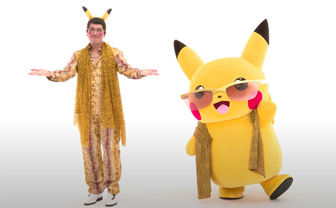 """Pikataro And Pikachu Electrify With A New Song """"Pika to Piko"""""""