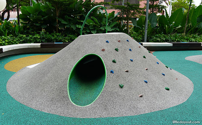 Parkside Playground At Paya Lebar Quarter Toddler Area