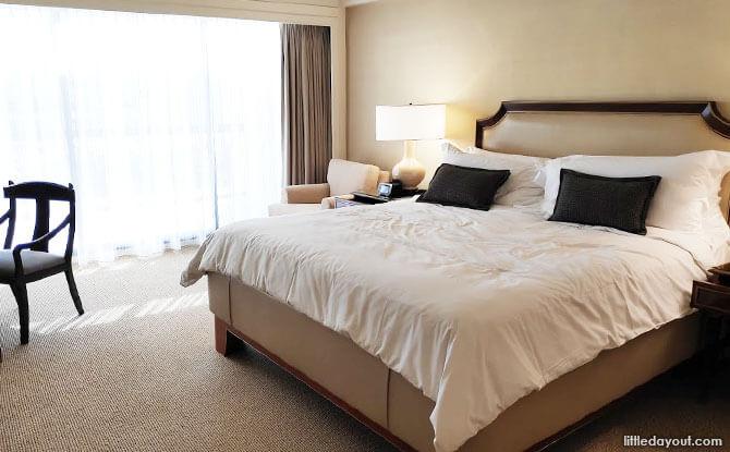 Regent Singapore Hotel Room