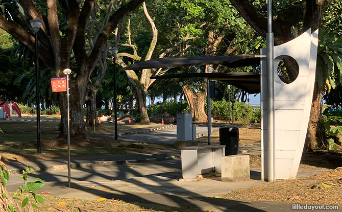 Mini Bus Stop