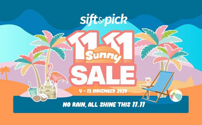 11.11 Sales Sift and Pick