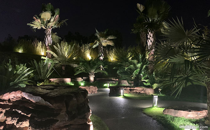 Serene Garden At Gardens By The Bay: Tranquillity & Peace