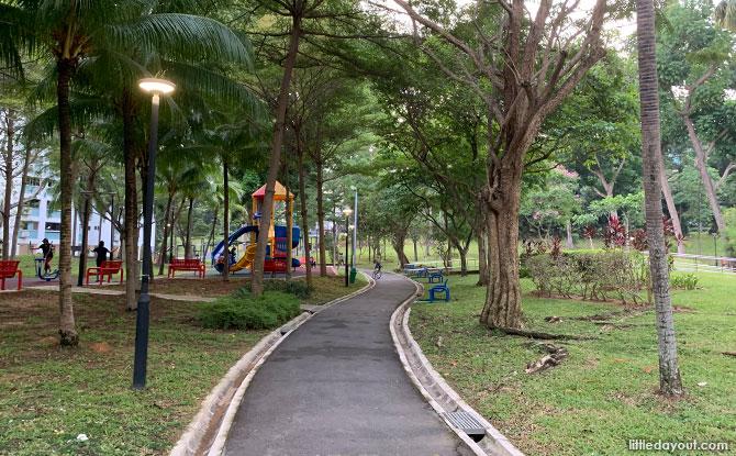 Simei Park Connector