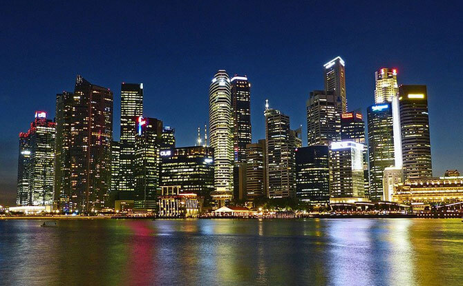Singapore, one of the most desirable countries to bring up children