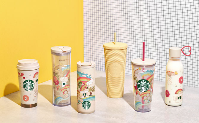 Starbucks Locally-Inspired National Day Items