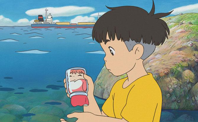 Free high-resolution Studio Ghibli stills for download
