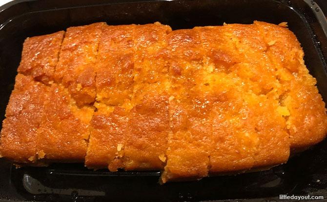 honey butter cornbread