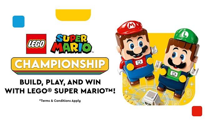 LEGO Super Mario Championship